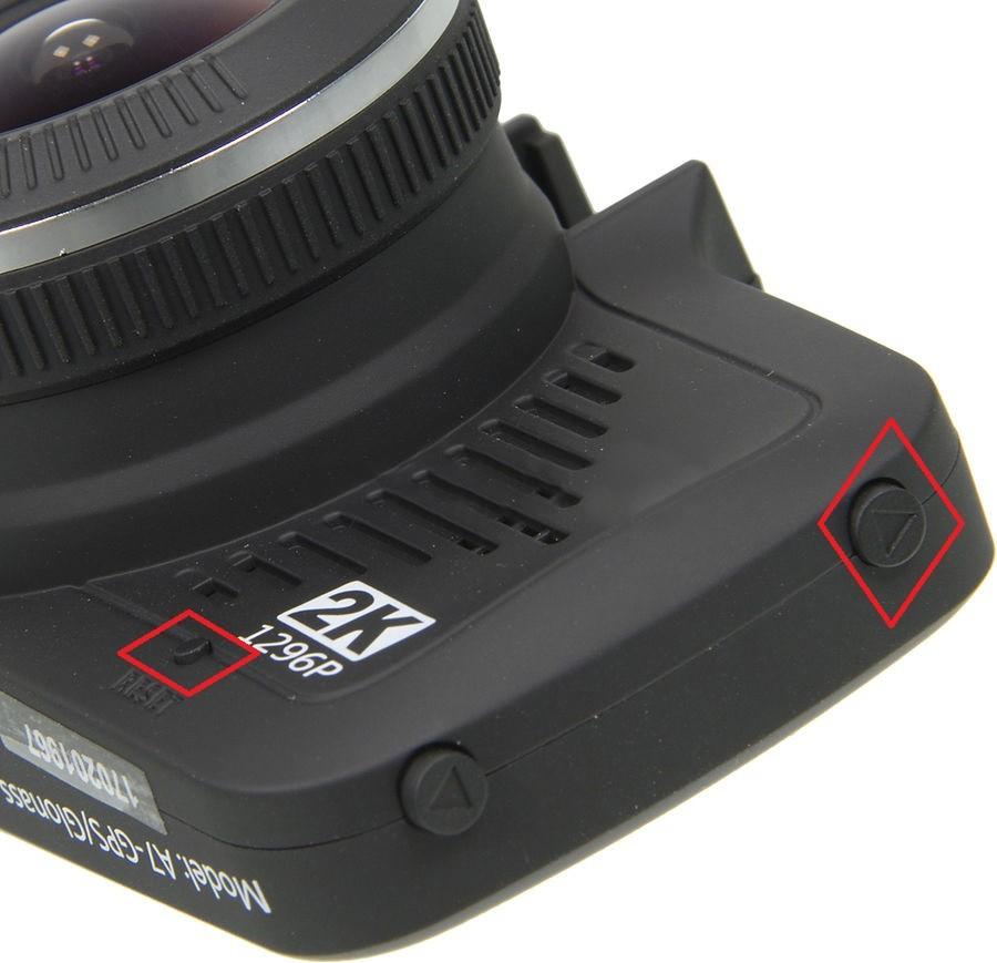 Восстановление видеорегистратора Sho-me A7